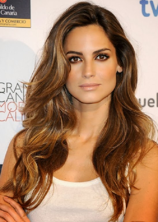 Brunette Hair Colors For Warm Skin Tones Hair Color