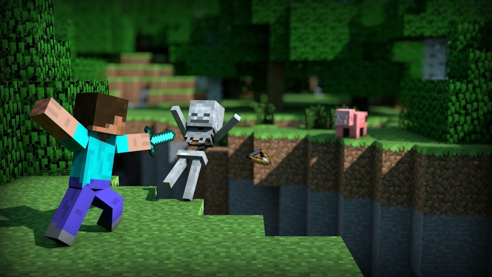 Wallpapers Minecraft Para Android Drivecheapusedmotorhomeinfo - Minecraft spiele android