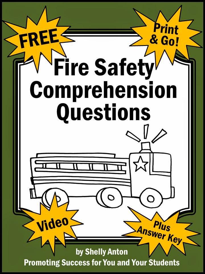 Fire Safety Week Teachers Pay Teachers Promoting Success