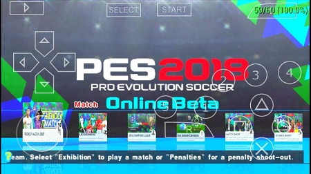 PES Army 2018 PPSSPP ISO