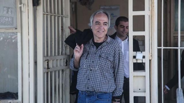 Νέα άδεια παίρνει αύριο ο Κουφοντίνας - Πόσες μέρες θα βρίσκεται εκτός φυλακής