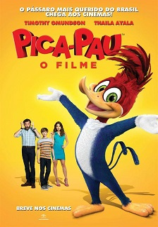 Pica-Pau – O Filme 2018 Torrent Download – WEB-DL 720p e 1080p Dublado / Dual Áudio