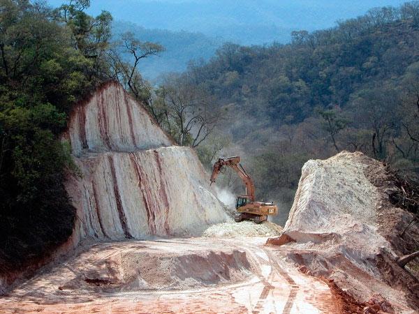 Próxima carretera de Entre Ríos a Palos Blancos tomará menos tiempo de recorrido