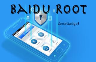 cara root android dengan Baidu root tanpa pc atau laptop