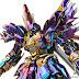 Custom Build: RG 1/144 MSN-06S Sinanju [Prism Colors + Full LED]