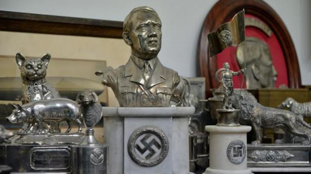 Hallazgo impresionante en Argentina: objetos nazis e históricos
