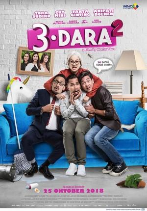 FILM 3 DARA 2 (11 Oktober 2018)