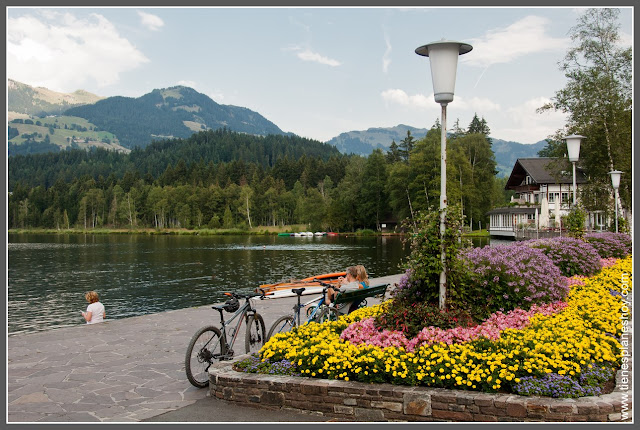 Lago Schwarzsee (Austria)