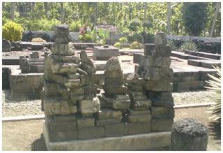 Candi Sumberjati. Blitar, Jawa Timur.