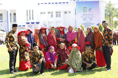 Keluarga Besar SDN 58 Tambana Mengucapkan Selamat HUT ke-17 Kota Bima