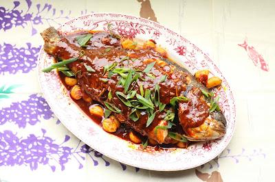 dorade et ail confit recette chinoise