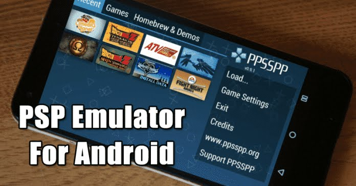 Top 5 Best PSP Emulators For Android Latest 2019Tech2Lock