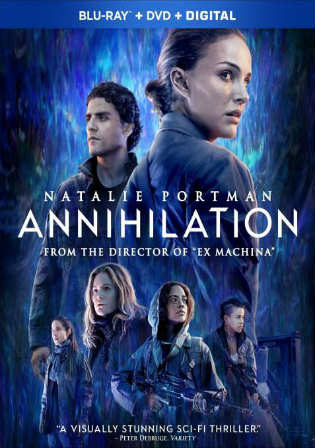 Annihilation 2018 Full Hollywood Movie Download In Hd 720p