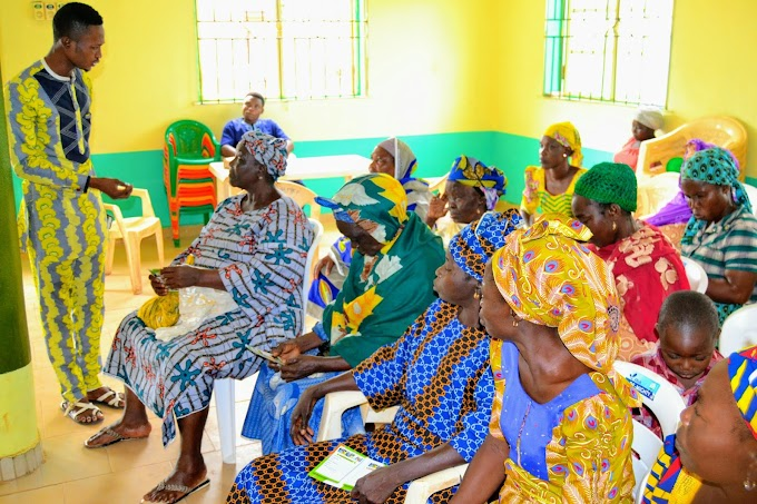 House of Representatives Aspirant Rounds off Free Medical Outreach in Ado-Odo Town