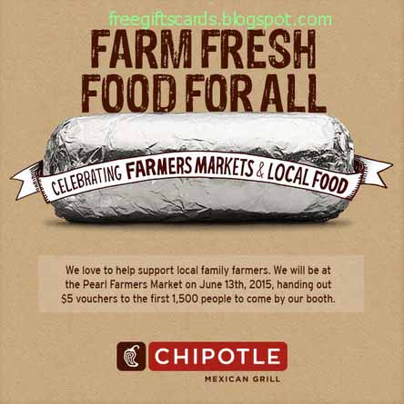 graphic regarding Chipotle Coupons Printable called Discounted Discount coupons and Promo Codes 2019: Chipotle Discount coupons