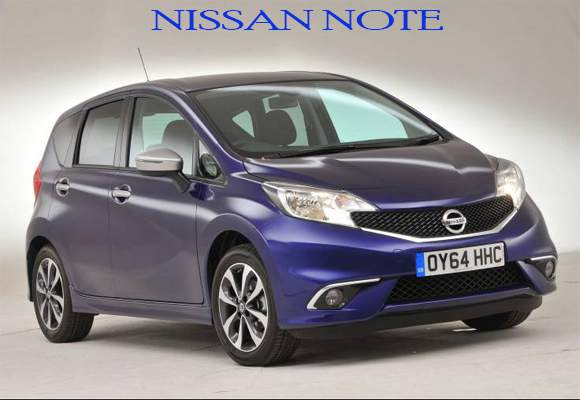 mobil Nissan Note