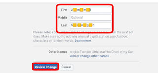 how to make facebook colourful I'd in hindi