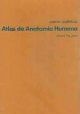 Atlas de anatomía humana, Tomo III: Vísceras, encéfalo, nervios, órganos de los sentidos y vasos y ganglios linfáticos – Werner Spalteholz