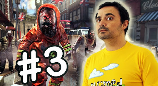 HELFIMED: DEAD TRIGGER #3 - Quem é tê pá??! (Android GamePlay HD)