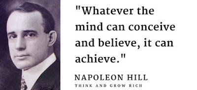Top 20 Napoleon Hill Status in English 2019