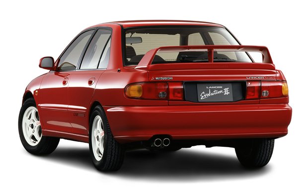 USA legal in January 2019, Mitsubishi Lancer Evo II