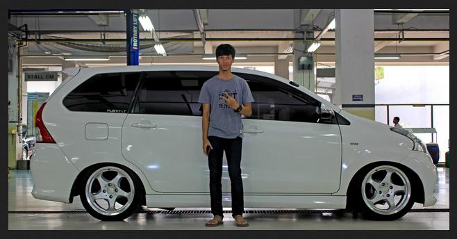4000 Gambar Mobil Avanza Modifikasi Ceper Terbaru