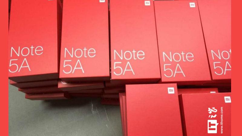 مواصفات و سعر هاتف شاومي Xiaomi Redmi Note 5A