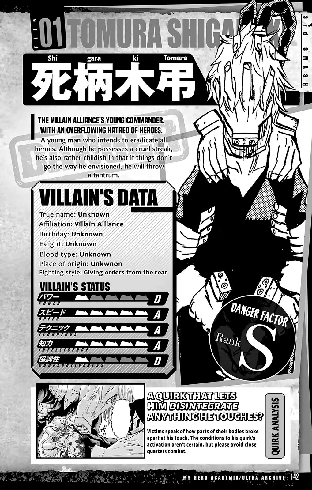 Boku no Hero Academia Chapter 144-25