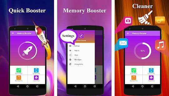 Cara Menambah RAM HP Android dengan Aplikasi Memory Booster – RAM Optimizer