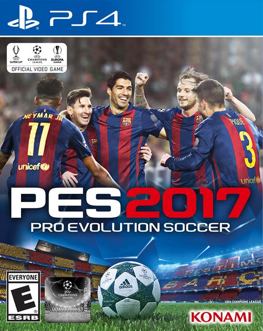 pro evolution soccer 2017 ps4 - Pro Evolution Soccer 2017 ps4 4.55