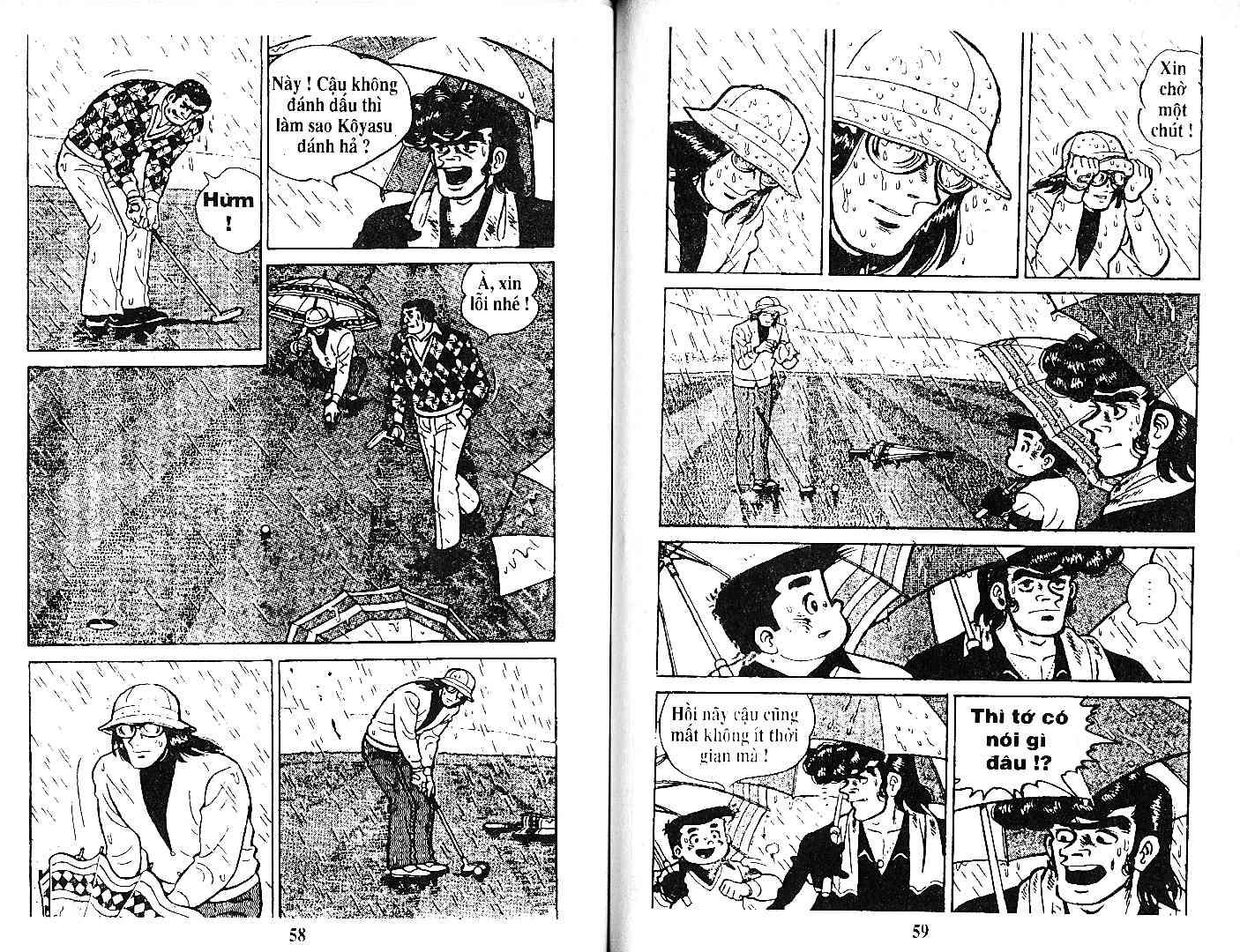 Ashita Tenki ni Naare chapter 27 trang 28