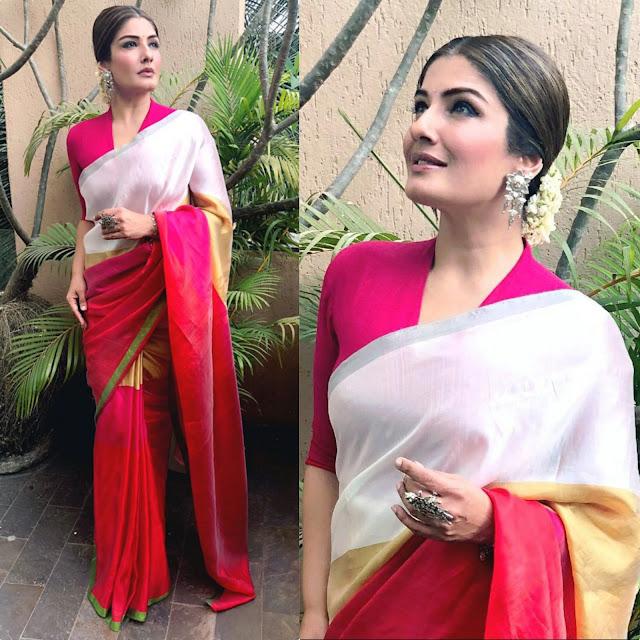 Raveena Tandon in Payal Khandwala