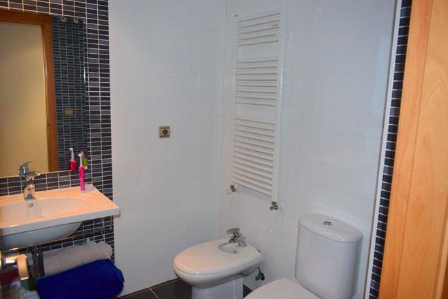 apartamento en venta zona voramar benicasim wc
