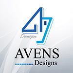 AVENS Designs logo