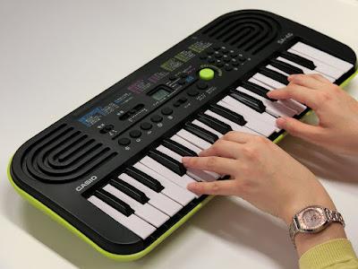 Đàn Organ Mini Casio Cho Bé
