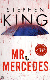 Mr mercedes series of books