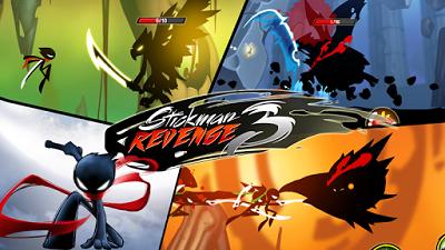 Stickman Revenge 3 Mod Apk