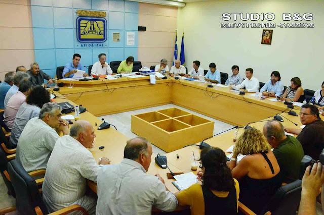 Σημαντική απόφαση του Δημοτικού Συμβουλίου στο Ναύπλιο