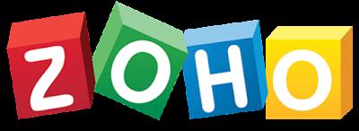 Presentasi, Zoho, Website