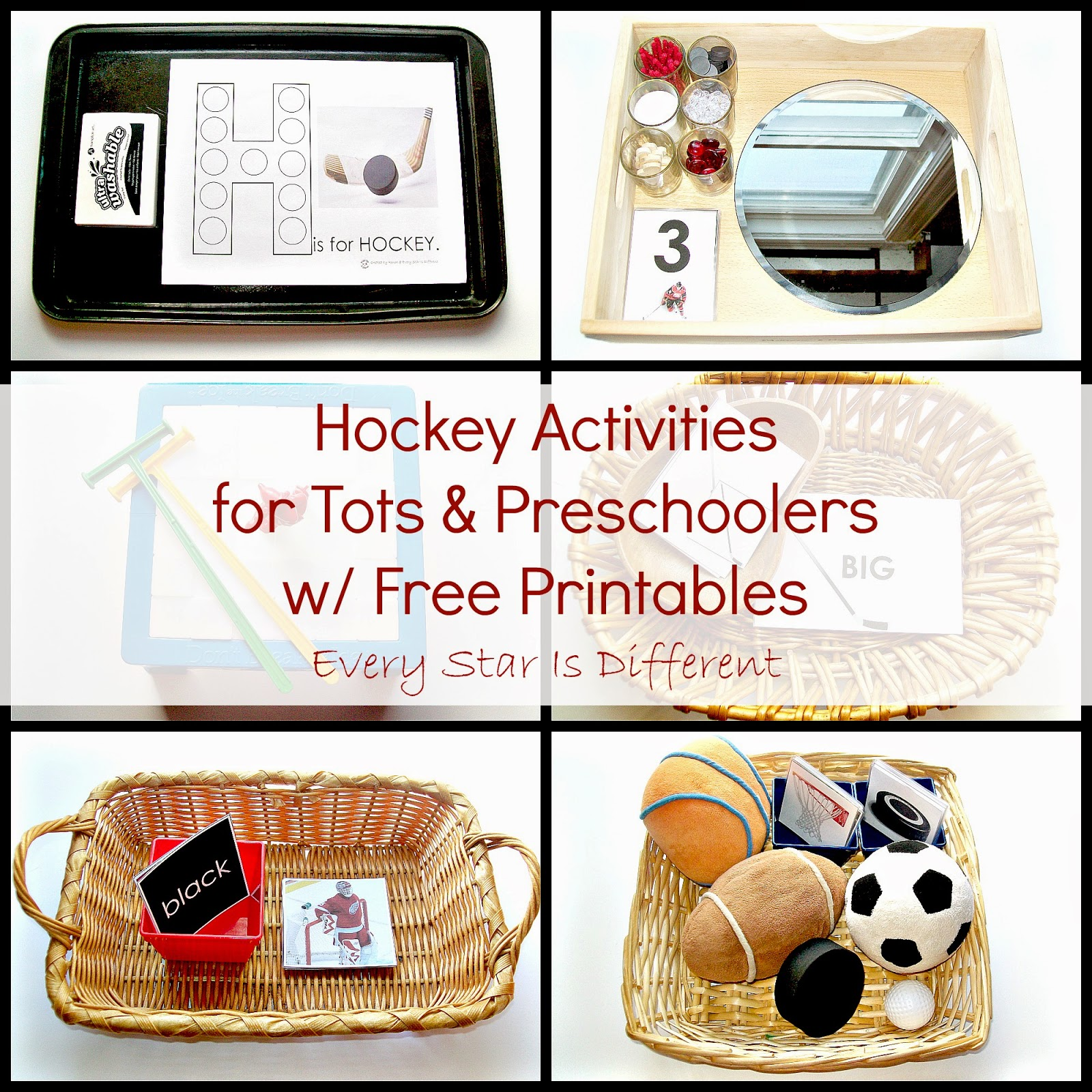 Snowman Activities For Preschoolers With Free Printables
