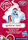 My Little Pony Wave 15 Rainbow Dash Blind Bag Card