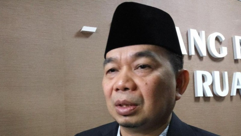 Ketua Fraksi PKS Jazuli Juwaini