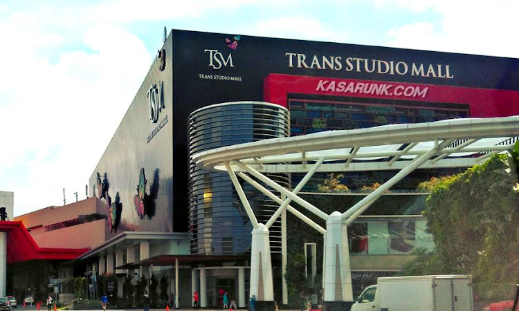 Jet Coaster di Trans Studio Bandung bikin Dengkul Lemes gaes!!