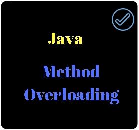 Belajar Java Pemula Method Overloading
