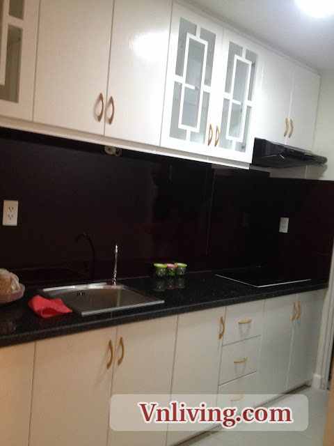 Lexington Residence An Phu Apartment for rent 1 bedrooms