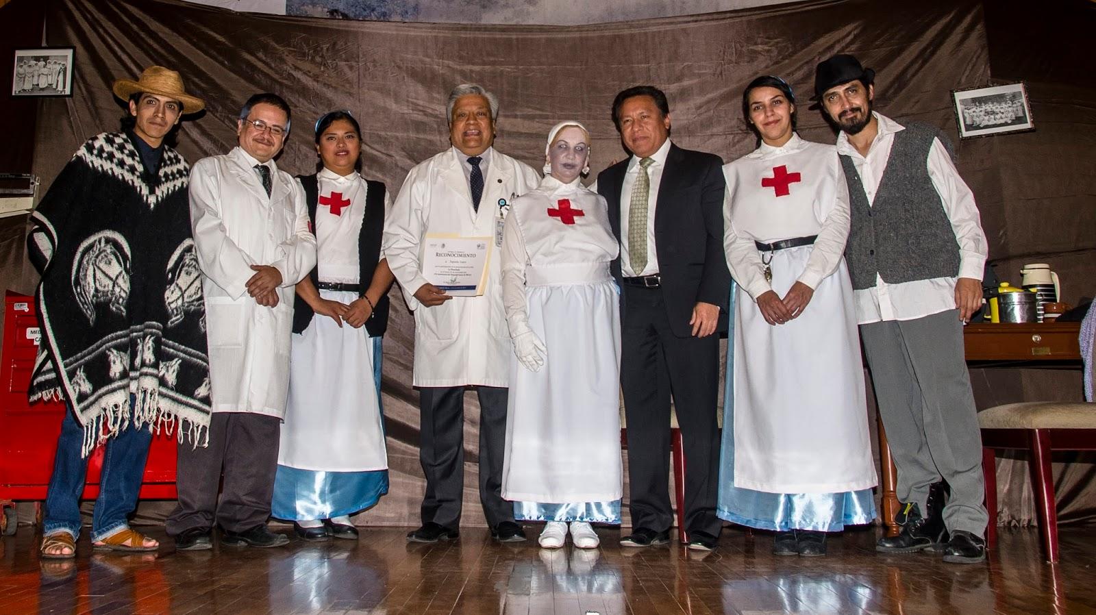 Un Misterio Vigente: Hospital Juárez De México: PRESENTAN VERSIÓN TEATRAL DE