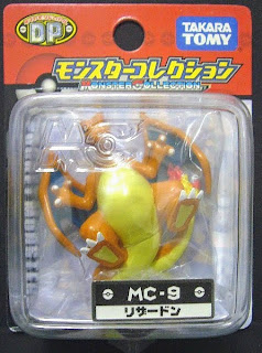 Charizard figure renewal version Takara Tomy Monster Collection MC series