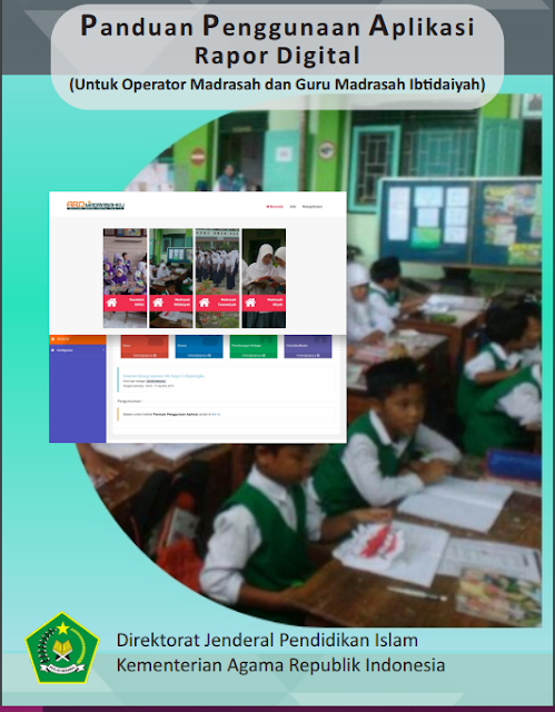 Juknis Raport Online Madrasah Ibtidaiyah