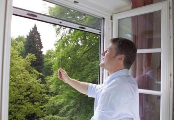 Marzua tipos de mosquiteras para puertas y ventanas - Como colocar puertas correderas ...