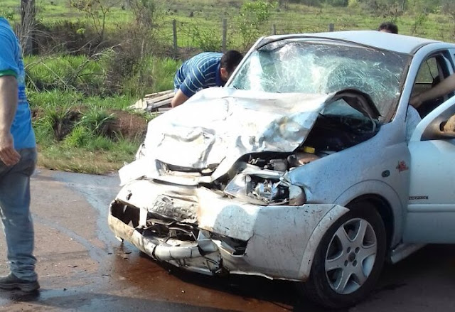 [Nome das Vítimas] Grave acidente envolvendo três veículos deixa quatro vítimas fatais na RO 010 em Pimenta Bueno